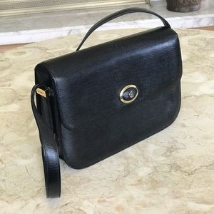 Guy Laroche Leather Box Bag